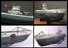 Submarine Models ,  HOW TO BUILD and WEATHER SUBMARINE MODELS NEW on CD-ROM