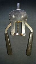 an Unusual Russian Double Lever corkscrew. No Reserve.