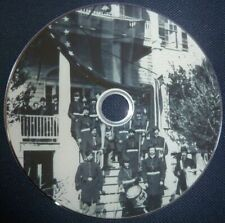 Photographic Military History of US Civil War American Troops 1911-1912 on DVD