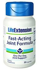 3 BOTTLES $21.66 Life Extension Fast-Acting Joint Formula Hyal-Joint keratin