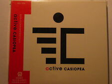 """CASIOPEA  """"Active""""  Japan CD"""