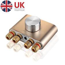 Nobsound Mini Bluetooth Power Amplifier HiFi Digital Stereo Amp USB Sound 50W×2