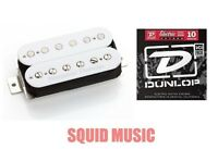 Seymour Duncan SH-6b Duncan Distortion White Bridge Humbucker Pickup ( STRINGS )
