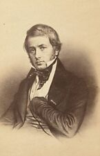 Victor Cousin, Philosopher France, old CDV Photo 1865'