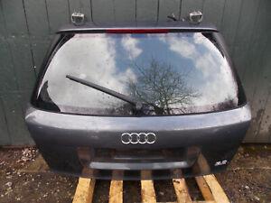 Audi A4 8E S-line Avant LX7Z Heckklappe Heckscheibe komplett