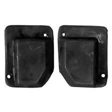 1969 70 Mustang Fastback New Quarter Vent Glass Window to Body Seals Pair -3607J