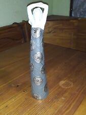 Lladro woman Figurine tall
