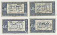 Niederlande Netherlands 2,5 Gulden 1938  Deutsche Besatzung  II. Weltkrieg (1169