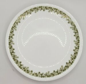 """Corelle Lot of 6 Corning Crazy Daisy Spring Blossom 8 1/2"""" Luncheon/Salad Plates"""