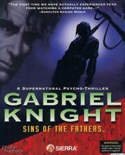 GABRIEL KNIGHT SINS OF THE FATHERS +1Clk Windows 10 8 7 Vista XP Install