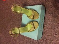 Animal Print Sandals Standard Width (B) Heels for Women