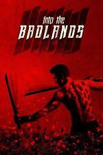 Into The Badlands TV Poster (24x36) - Daniel Wu, Orla Brady, Sarah Bolger v2