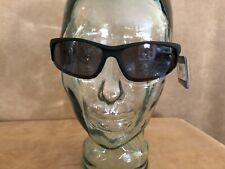 Foster Grant Ironman black sunglasses sport unisex lenses perseverance plastic