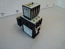 Siemens 3RT1023-1A..0 230V + 3RH1921-1HA22 + Telemecanique LA4 DFB