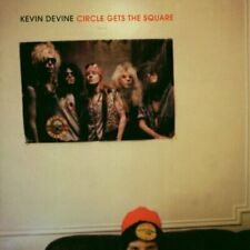 Kevin Devine Circle gets the square  [CD]
