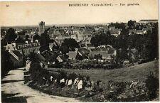 CPA Rostrenen-Vue générale (230717)