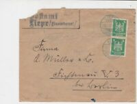 german 1925 stamps cover  ref 18837