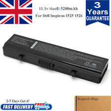 For DELL Inspiron 1440 1525 1526 1545 1750 X284G GW240 Battery K450N C601H HP297