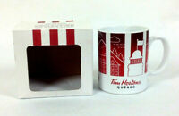 Tim Hortons Canada Quebec Travellers Collection 2016 Cities Coffee Mug NIB