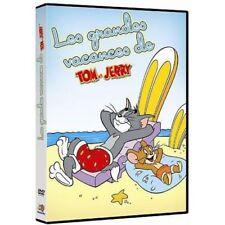 """DVD """"Les grandes vacances de Tom et Jerry""""      NEUF SOUS BLISTER"""