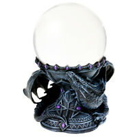 Anne Stokes Dragon Beauty Crystal Ball & Holder Nemesis Now