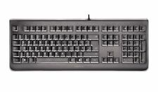 CHERRY KC 1068 USB BLACK WATERTIGHT WATERPROOF KEYBOARD JK-1068GB-2, NEW