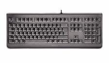 Cherry KC 1068 Usb Negro hermético impermeable Teclado JK-1068GB-2, nuevo