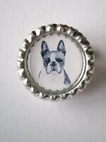 Personalised YOUR OWN PHOTO Dog Show Ring Clip by Curiosity Crafts