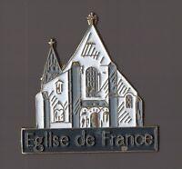 Pin's église de France