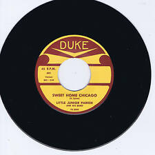 LITTLE JUNIOR PARKER - SWEET HOME CHICAGO / SOMETIMES - KILLER BLUES STROLLER