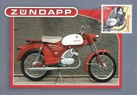 Classic Vintage Zündapp Great Moped Sweden Maxi FDC 2005