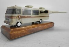 Spaceballs Flying Winnebago Spacecraft Mahogany Kiln Dry Wood Model Small New