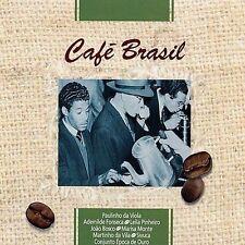 New Audio CD - Cafe Brasil Brazilian Music Samba