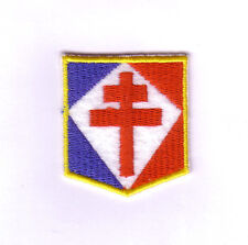 WWII - FRANCE LIBRE Patch