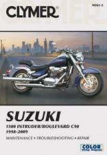 Clymer M261-2 Service Manual for 1998-09 Suzuki 1500 Intruder/Boulevard C90