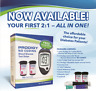 Purchase 100 blood glucose test strips and get a  FREE METER  & Lancing Device
