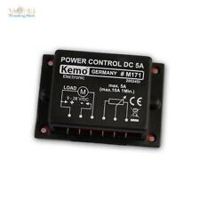 DC Gleichspannung Gleichstrom Dimmer Regler PWM 9V - 28V DC max 10A Kemo M171