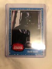 Star Wars Celebration 2019 Topps Exclusive Darth Vader 82/ 99 RARE