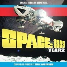 Space: 1999 Year 2 Original Soundtrack CD