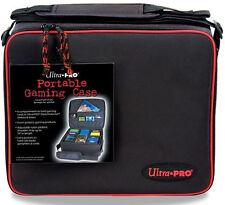 Portable Gaming Case Ultra Pro, Valigetta Portacarte con Tracolla, New!
