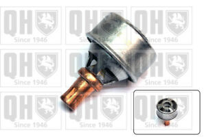 Coolant Thermostat fits RENAULT R16 115, 1156 1.6 68 to 80 QH 7700722762 Quality