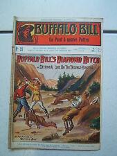 EDITION SOBELI / BUFFALO BILL / NUM  35 / UN PARD A QUATRE PATTES