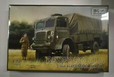 Lot 10-224 * IBG Models 1:72 Scale kit 72001, BEDFORD QLD 3-ton 4x4 General Svc.