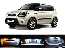 Xenon White License Plate / Tag 168 194 LED light bulb for Kia Soul 2Pcs