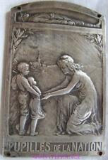 MED6725 - MEDAILLE PUPILLES DE LA NATION par SERAPHIN - WW1