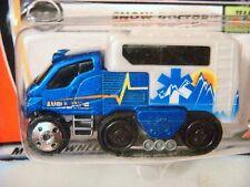 2000 MATCHBOX - SNOW DOCTOR - 1/64