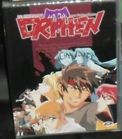 1 DVD ANIME,MANGA ACTION FANTASY-ORPHEN LO STREGONE ORFEN 6 slayers,dragon quest