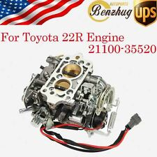 New 21100-35520 Carb Carburetor Fits Toyota 22R Engine Assembly Eclectic Choke