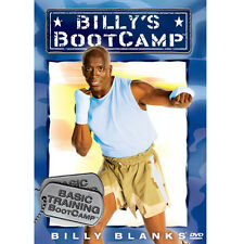 Billys Boot Camp - Basic Training Bootcamp (DVD, 2005) Billy Blanks