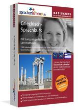 Sprachenlernen24.de Griechisch-Basis-Sprachkurs (2014)